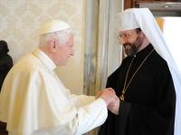 Глава УГКЦ про зречення Папи