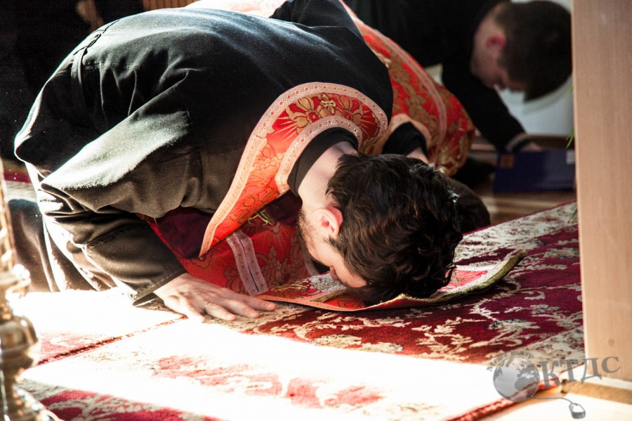 Київська Трьохсвятительська духовна семінарія УГКЦ / Великий покаянний канон Андрея Критського